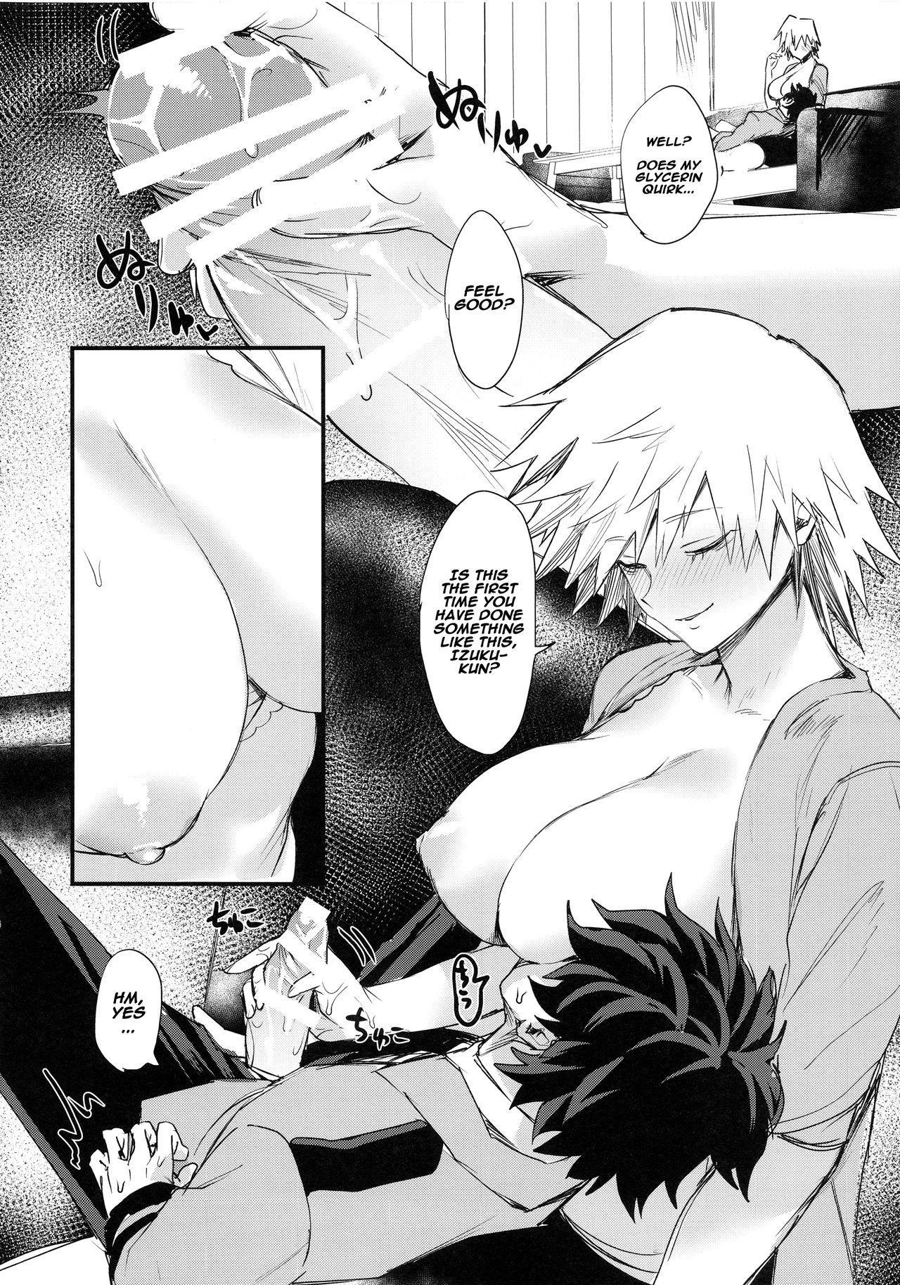 Mitsuki-san no Bosei ni Oshitsubusaresou desu 6