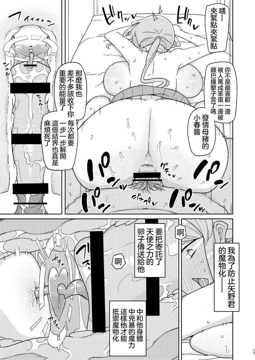 Ore ga Ijimeteta Onna ga Henshin Heroine ni Natta node 丨被我欺負過的女人竟然成為了變身美少女 12