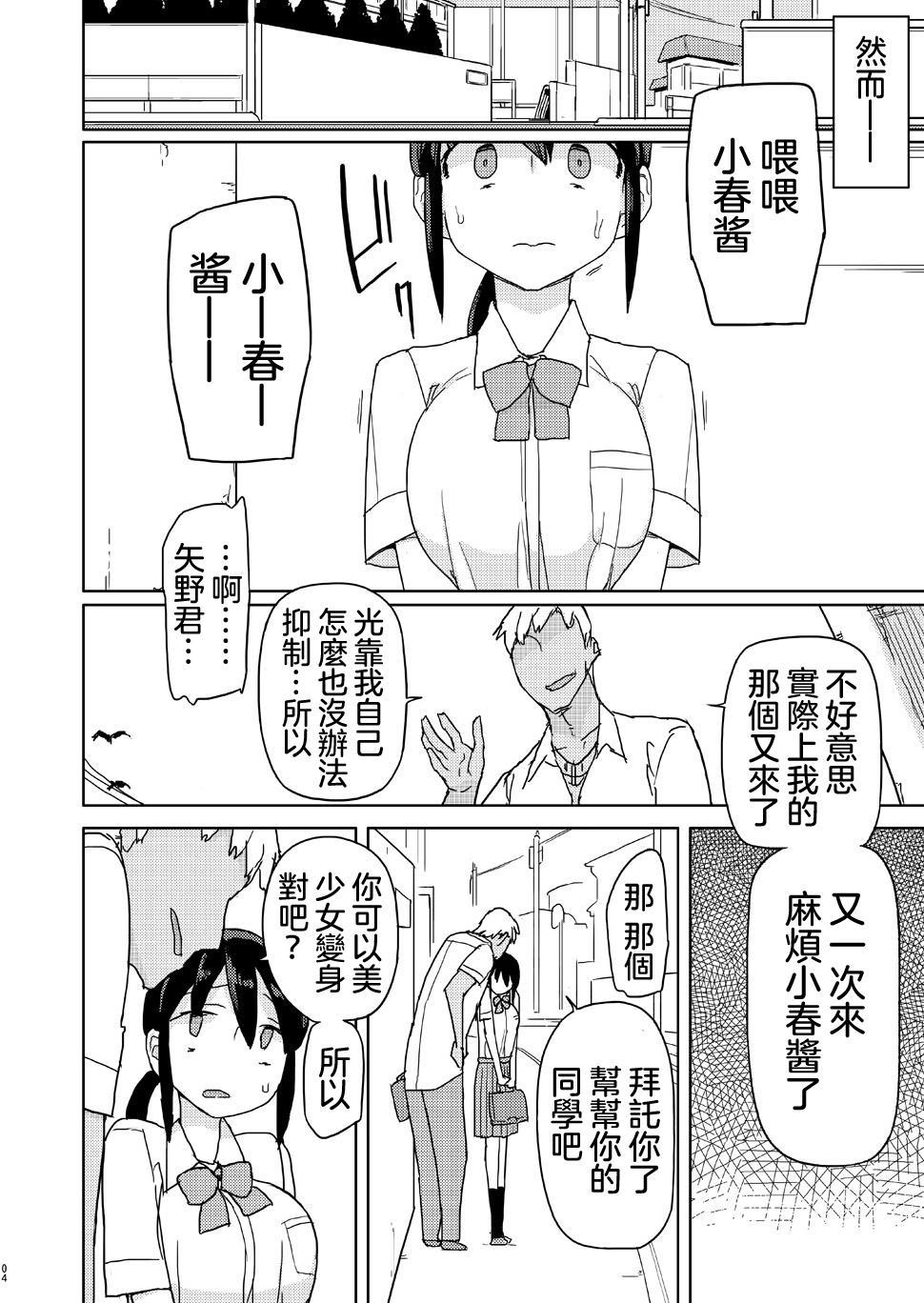 Ore ga Ijimeteta Onna ga Henshin Heroine ni Natta node 丨被我欺負過的女人竟然成為了變身美少女 3
