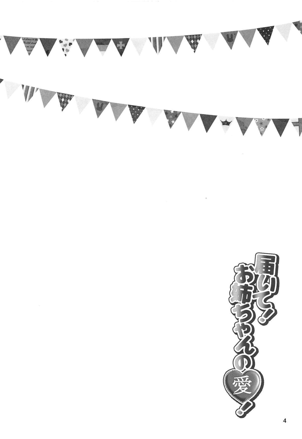 Todoite! Onee-chan no Ai! 2