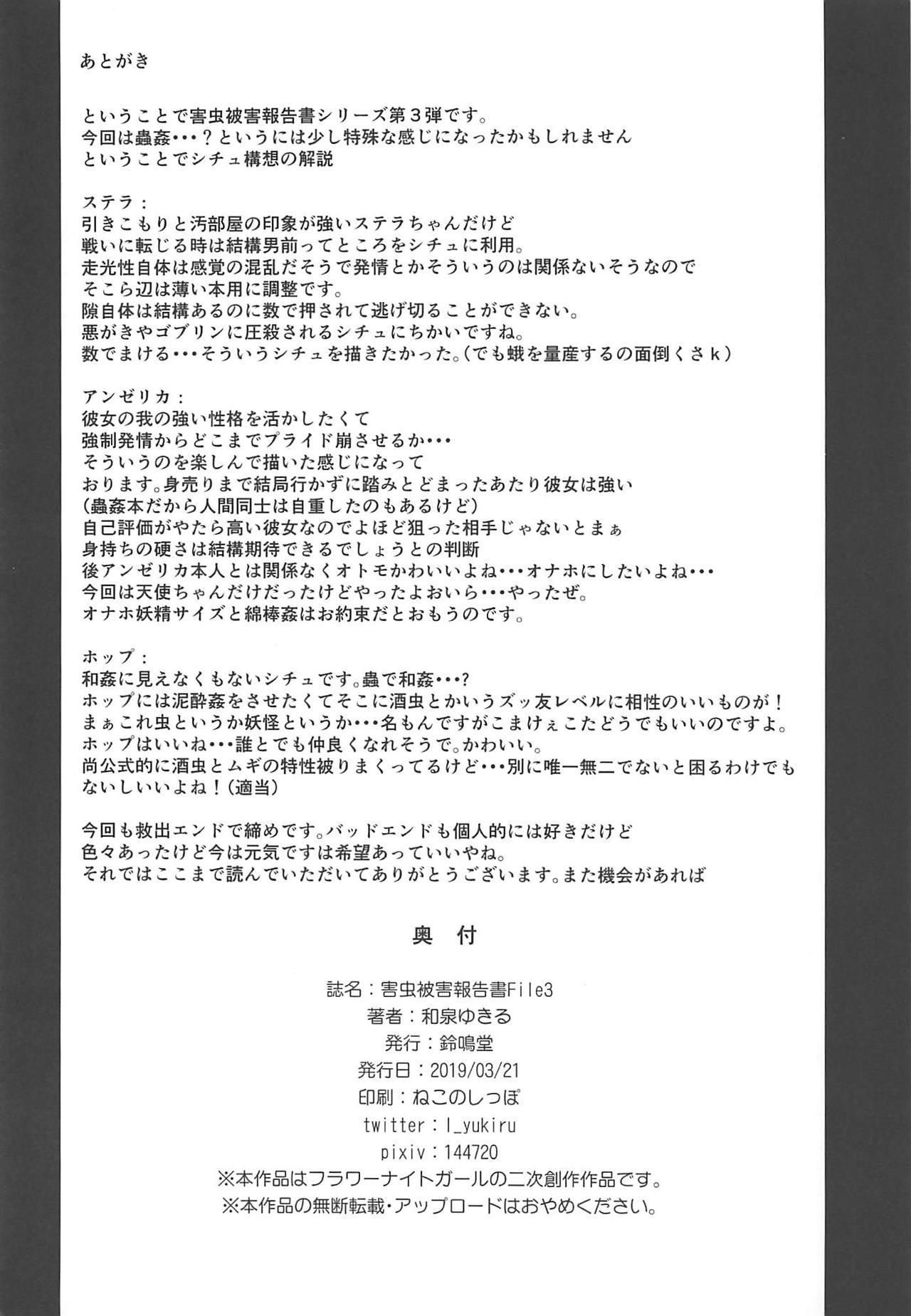 Gaichuu Higai Houkokusho File 3 28