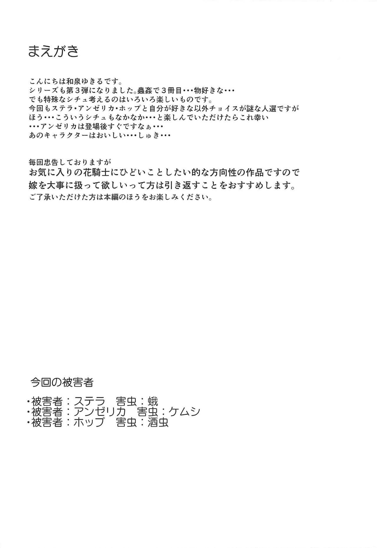 Gaichuu Higai Houkokusho File 3 2
