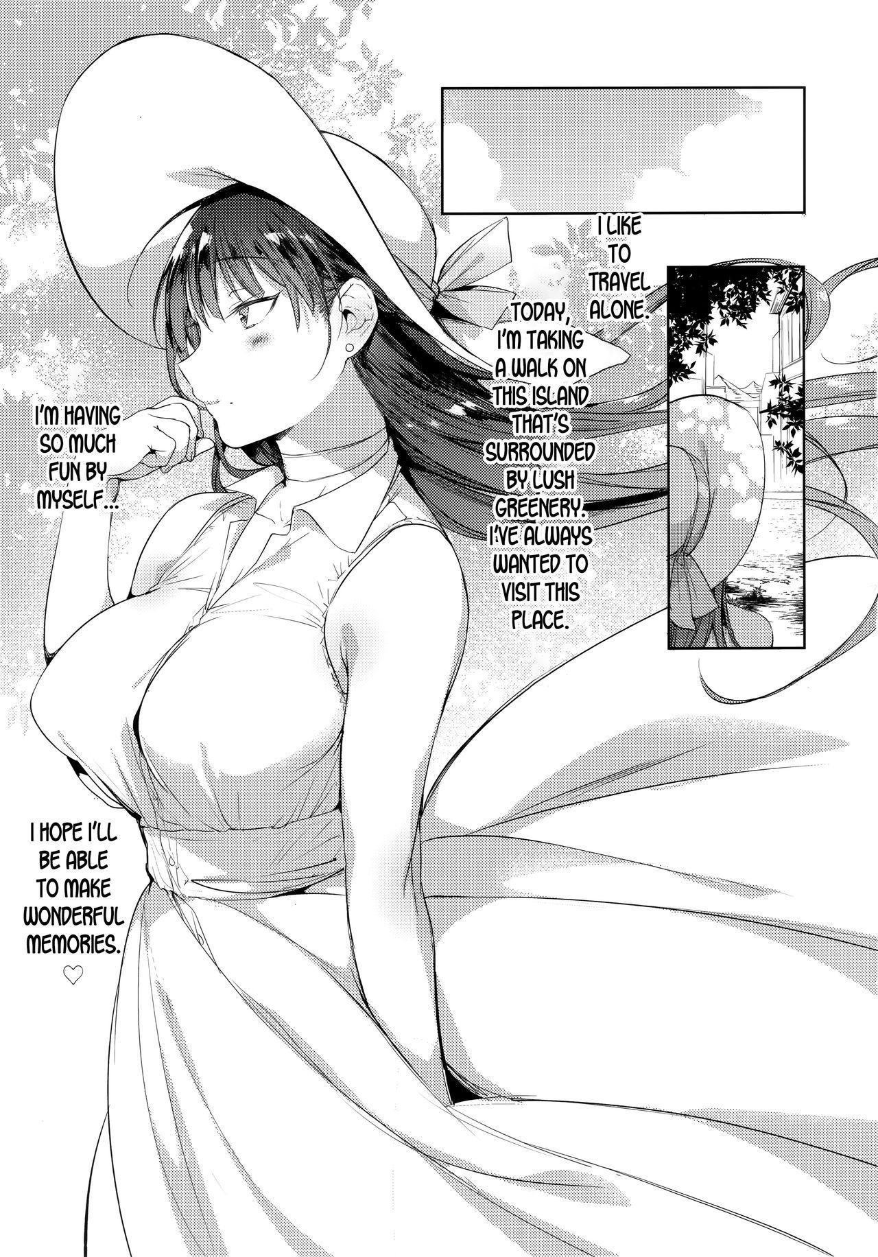 Natsu no Ojou-san ga Yukizuri Omanko shitekureru 3