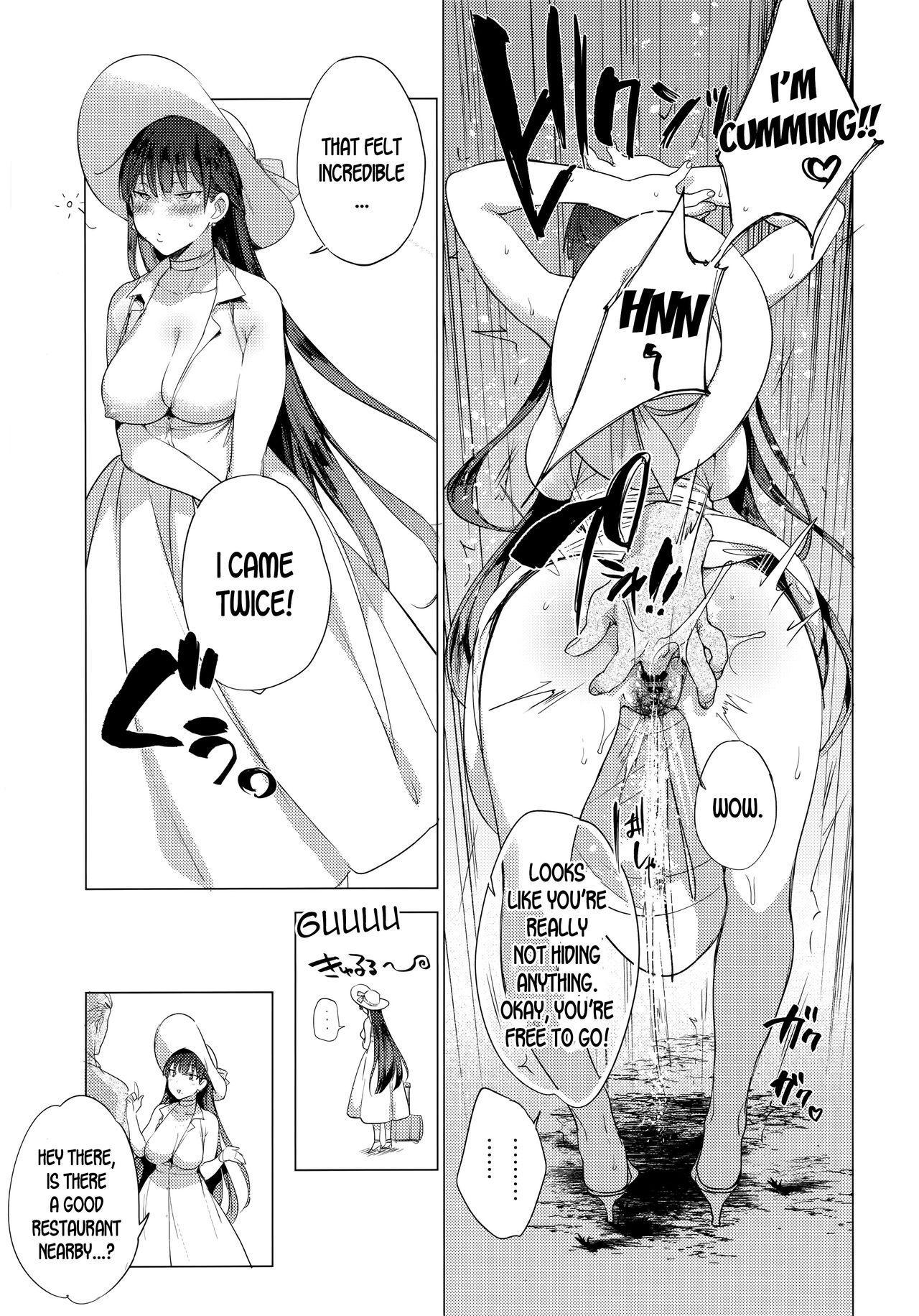 Natsu no Ojou-san ga Yukizuri Omanko shitekureru 7