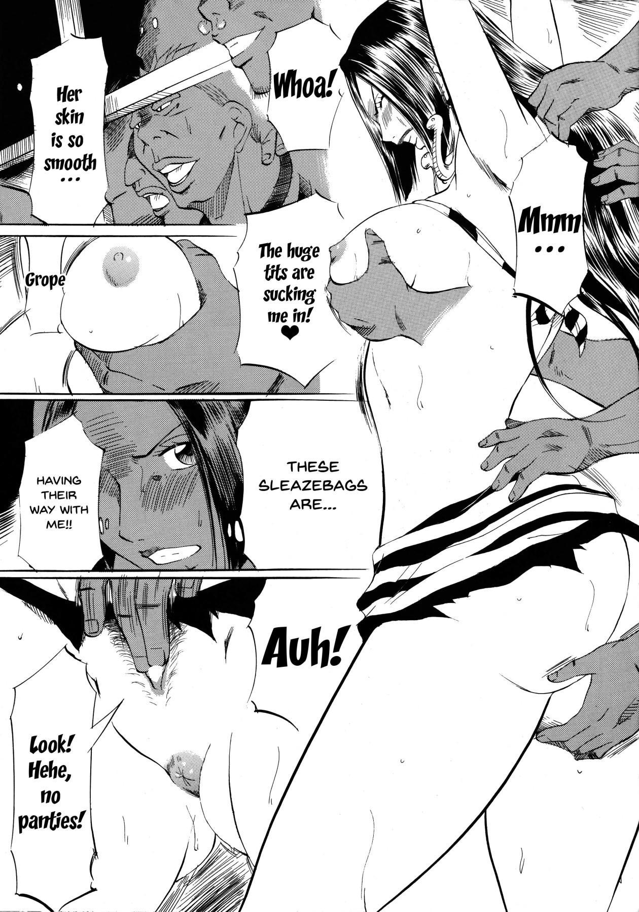"[Busou Megami (Kannaduki Kanna)] Busou Megami Archives Series 1 ""Piece of Girl's ~Hancock Hen~"" (One Piece) [English] {Doujins.com} 18"