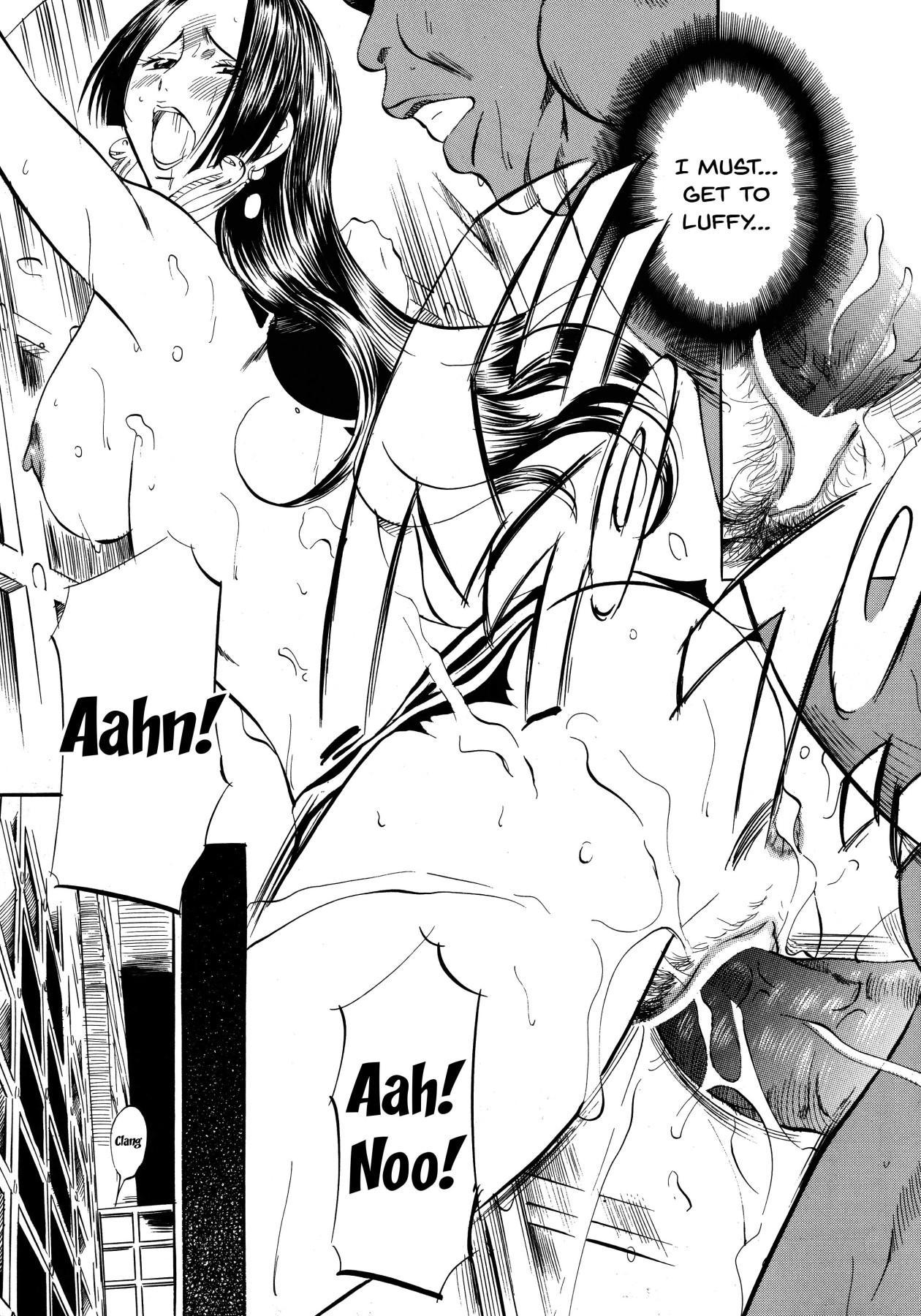 "[Busou Megami (Kannaduki Kanna)] Busou Megami Archives Series 1 ""Piece of Girl's ~Hancock Hen~"" (One Piece) [English] {Doujins.com} 28"