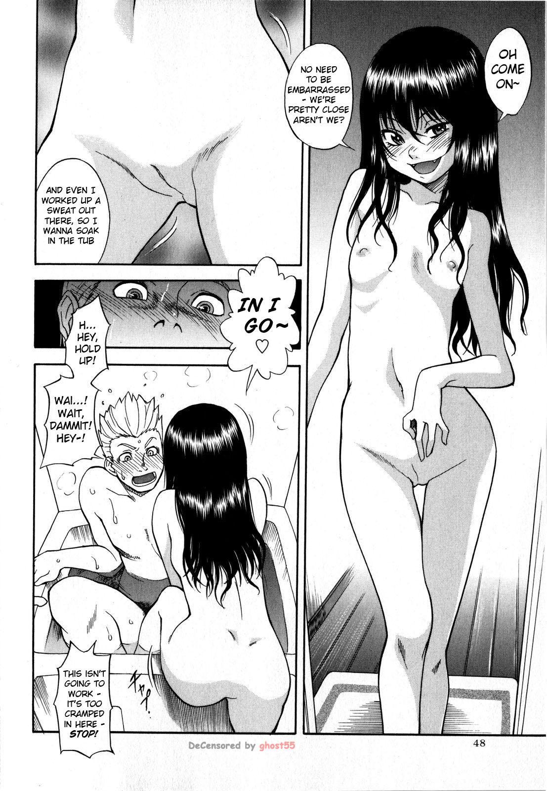 [Shiden Akira] Masegaki Temptation (Cute + Sexy = Little Devil!?) + Masegaki Satisfaction [English] [Decensored] 26