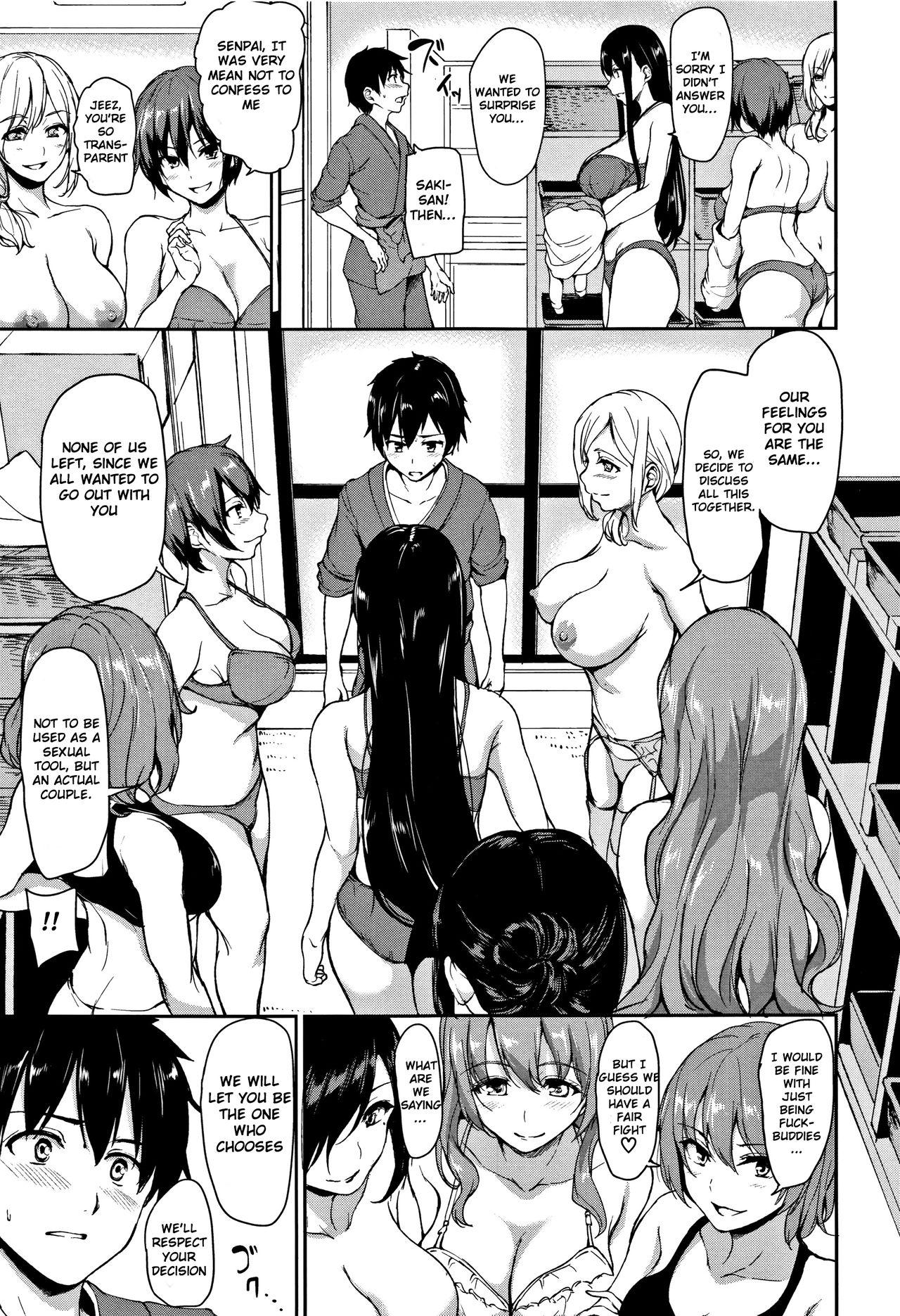 Yukemuri Harem Monogatari Saishuuwa | Yukemuri Harem Monogatari Final Chapter 6