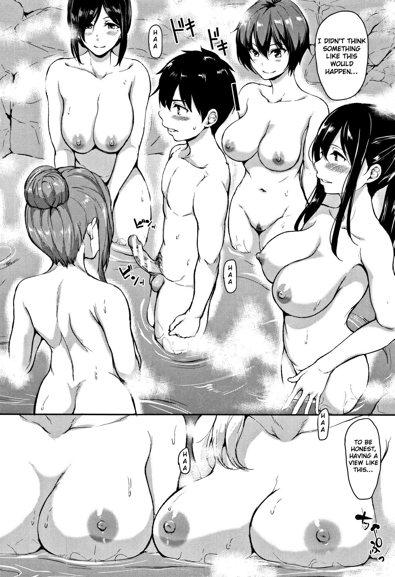 Yukemuri Harem Monogatari Saishuuwa | Yukemuri Harem Monogatari Final Chapter 7