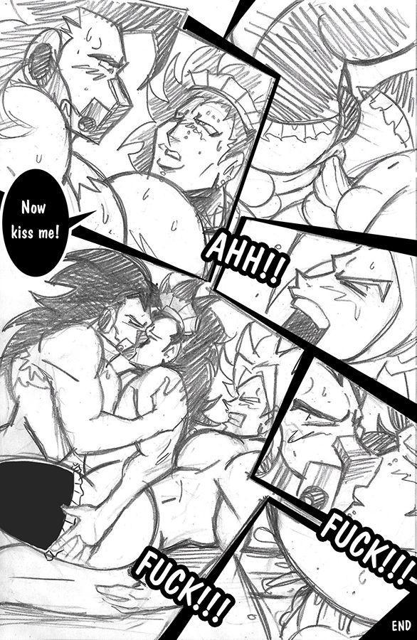 Gajeel just loves  love  stripping for men 5