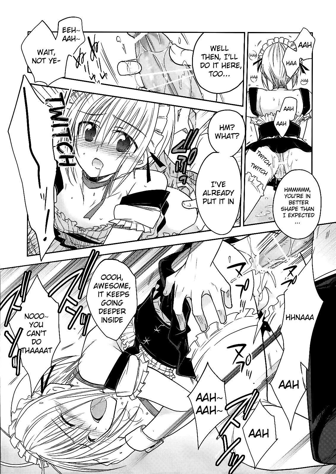 Kanojo ♂ to Shitai Eroi Koto - A nasty thing playing with my boy 16