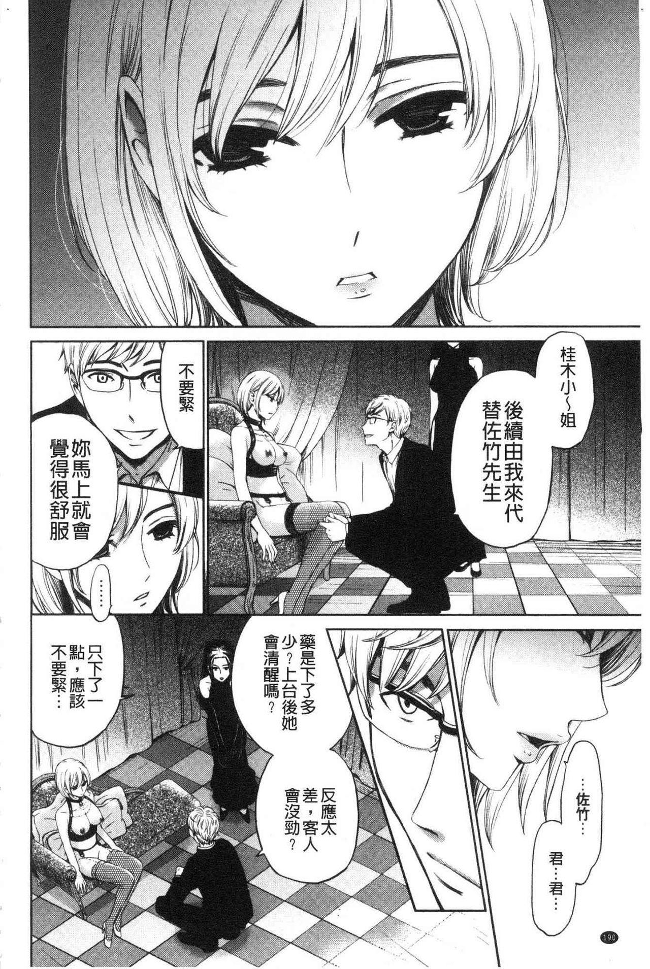 [Gotoh Akira]  21-ji no Onna ~Camera no Mae no Mesuinu~ 2 | 21時之女 ~鏡頭前的牝犬~ 2 [Chinese] 191
