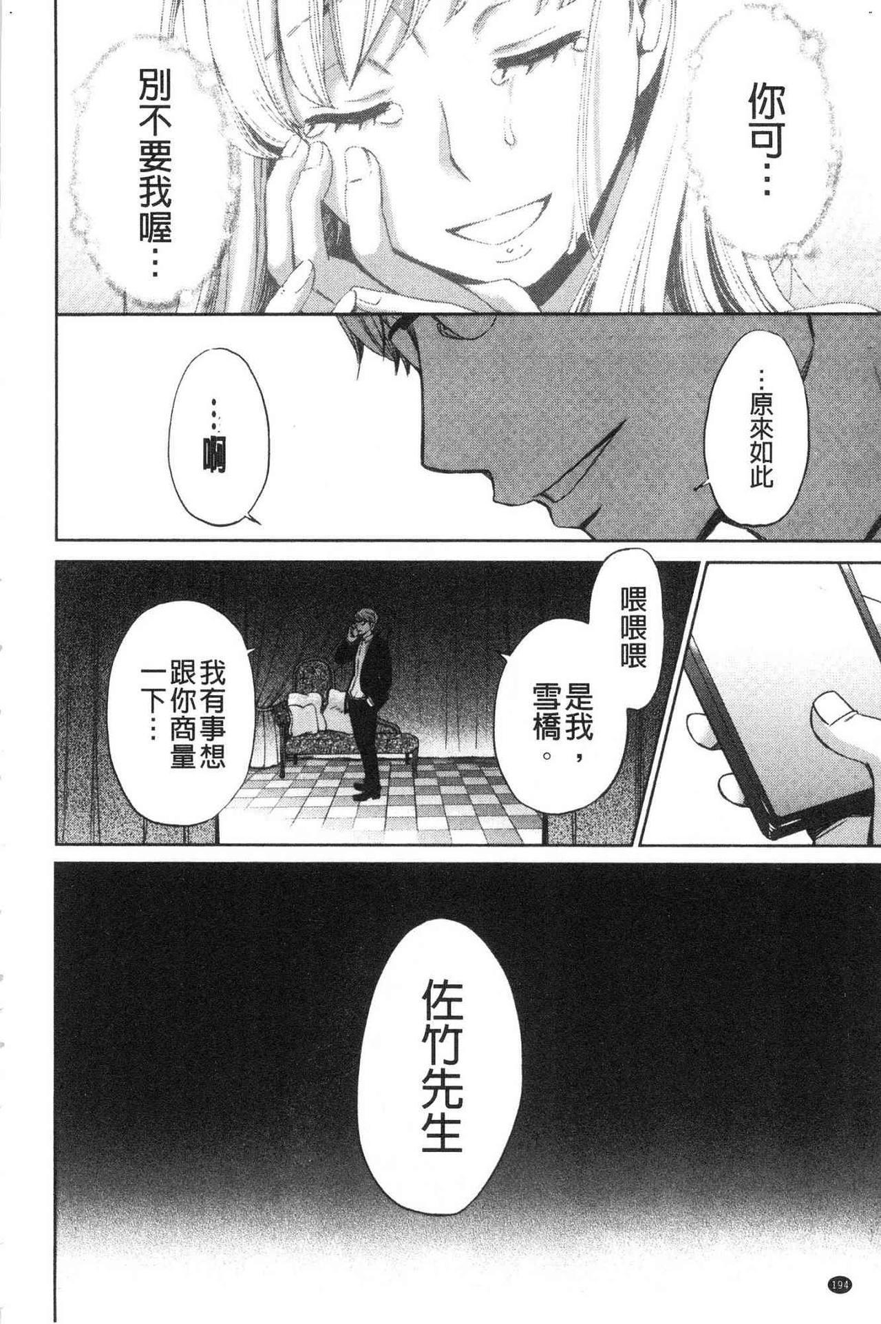 [Gotoh Akira]  21-ji no Onna ~Camera no Mae no Mesuinu~ 2 | 21時之女 ~鏡頭前的牝犬~ 2 [Chinese] 195