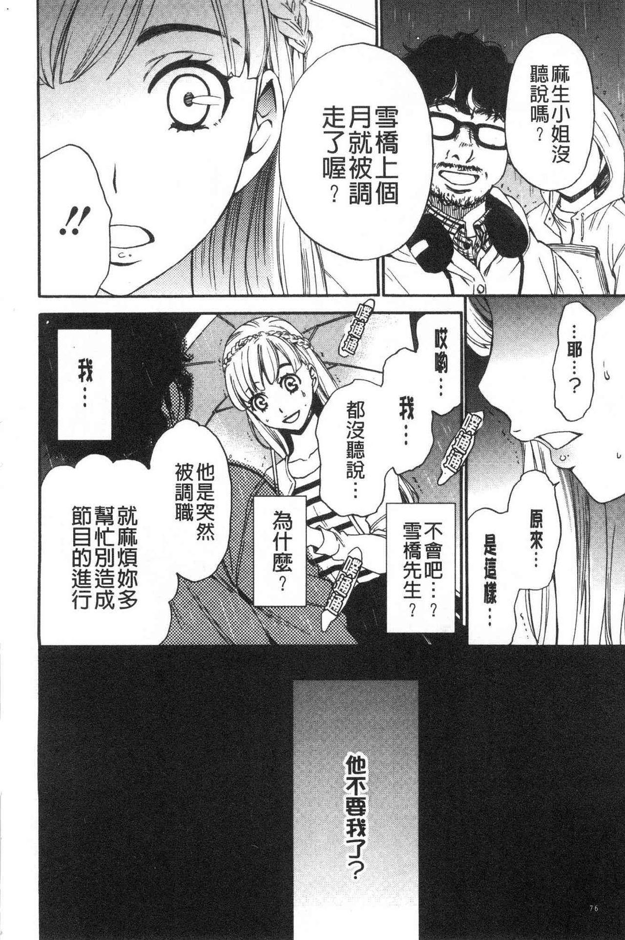 [Gotoh Akira]  21-ji no Onna ~Camera no Mae no Mesuinu~ 2 | 21時之女 ~鏡頭前的牝犬~ 2 [Chinese] 77