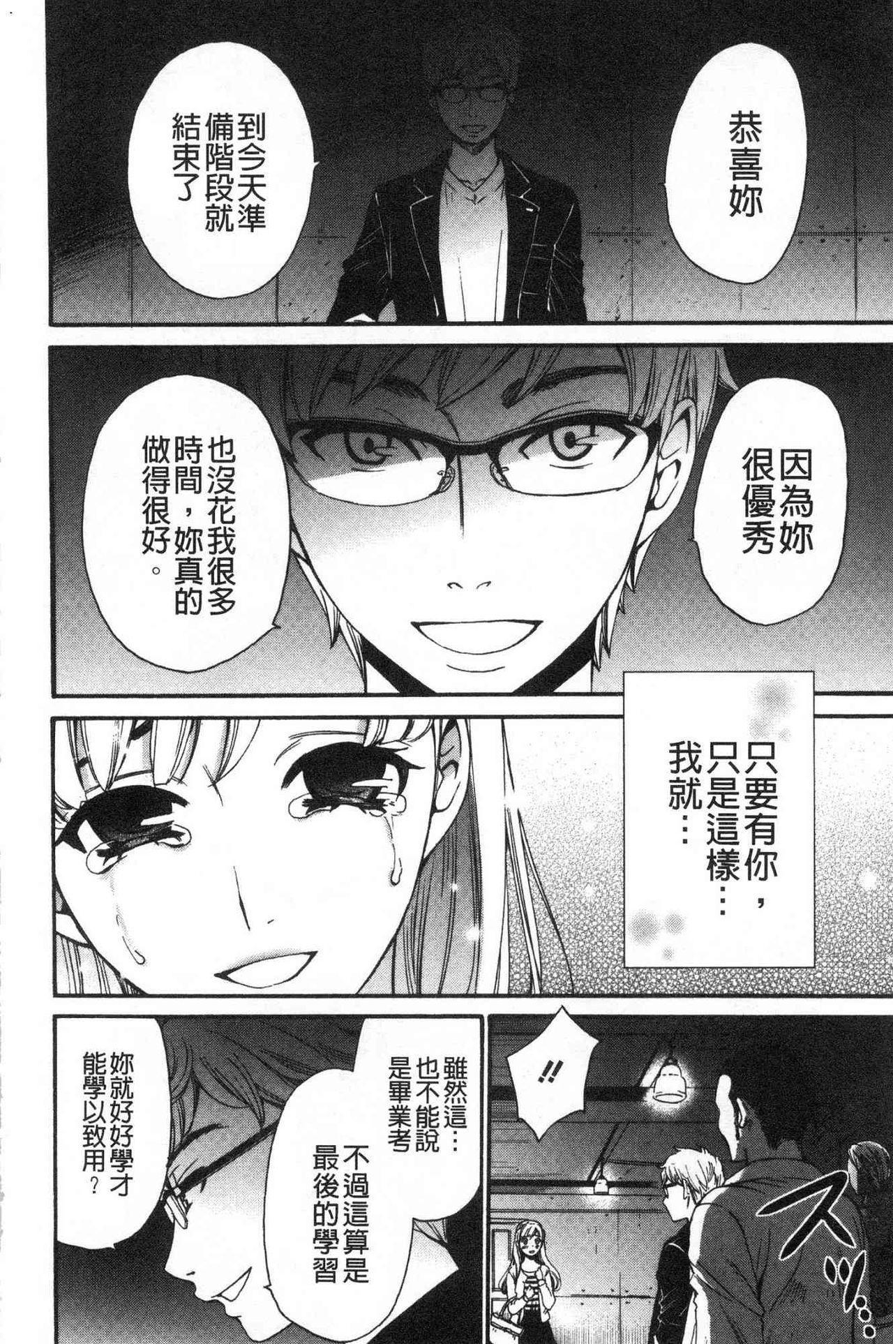 [Gotoh Akira]  21-ji no Onna ~Camera no Mae no Mesuinu~ 2 | 21時之女 ~鏡頭前的牝犬~ 2 [Chinese] 81
