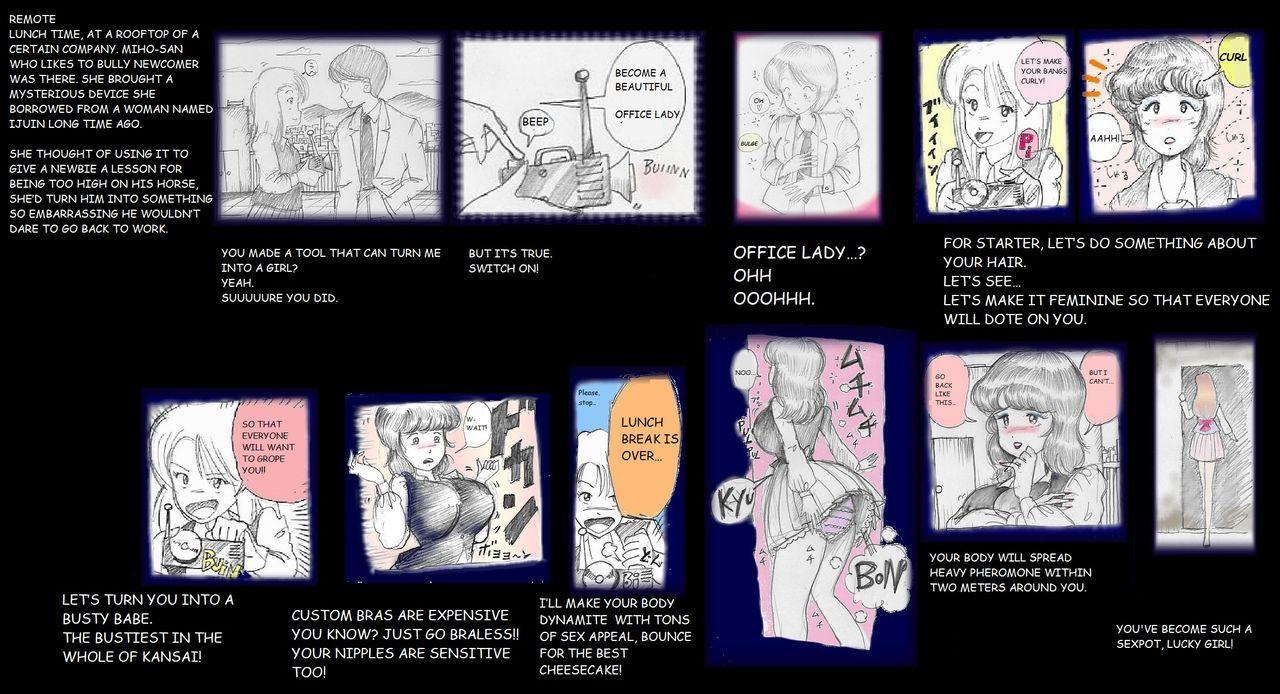 Milda7 Comic Shorts 2 28