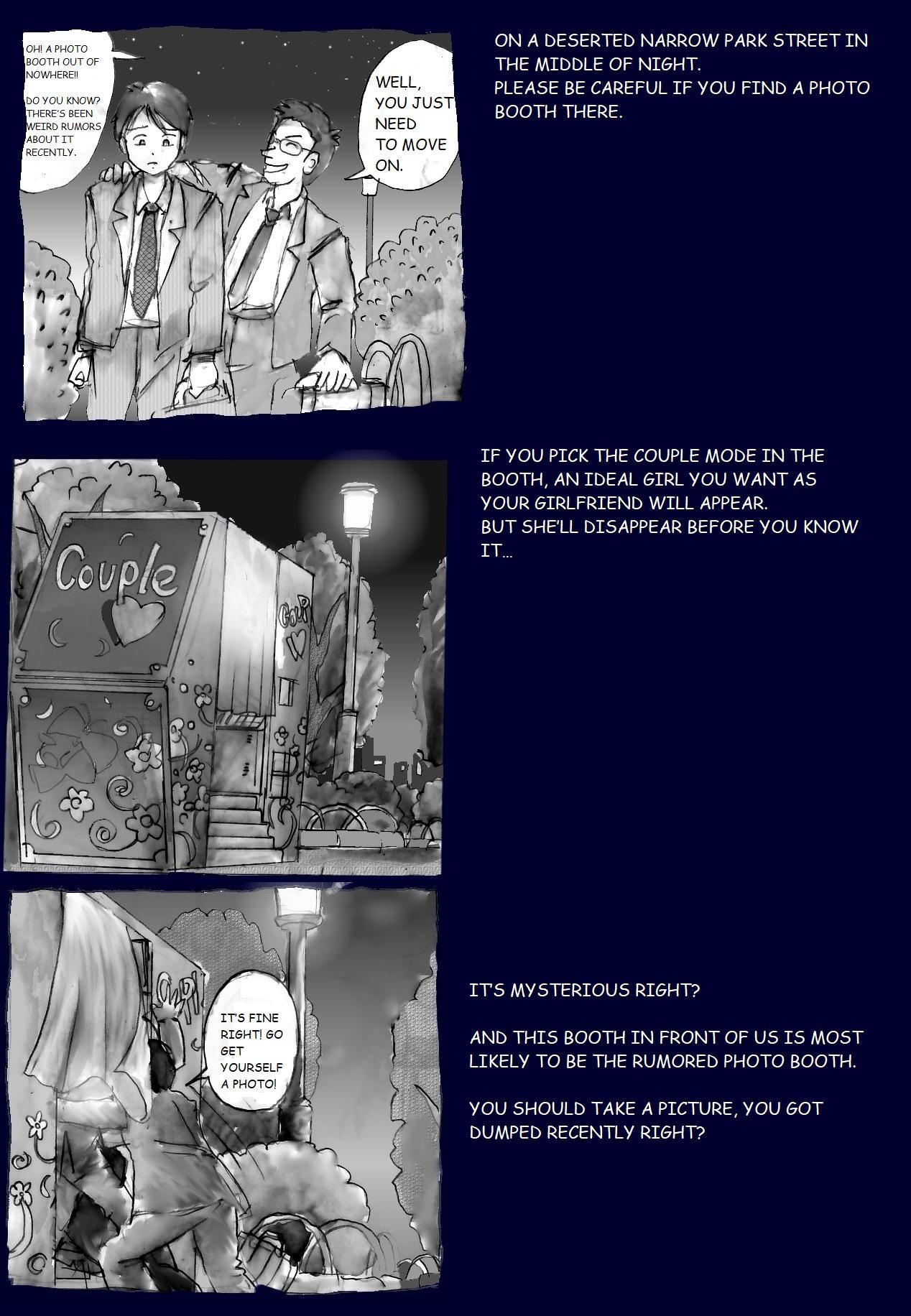Milda7 Comic Shorts 2 3