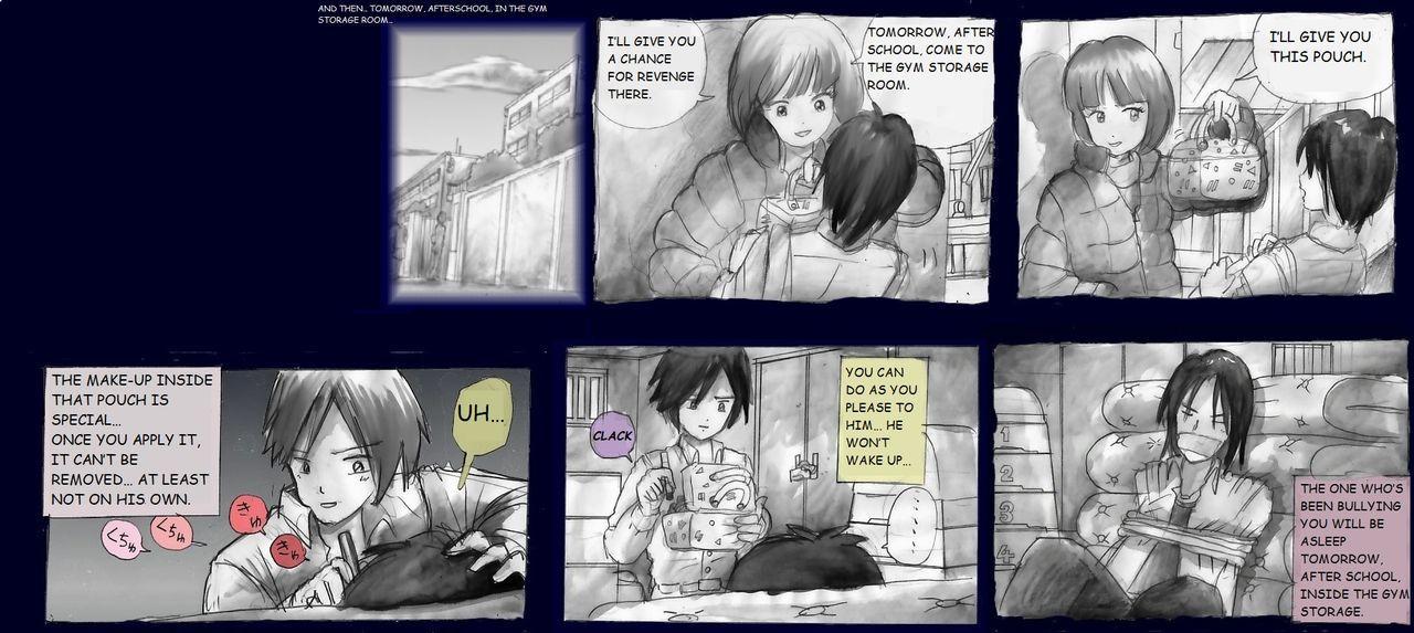 Milda7 Comic Shorts 2 40