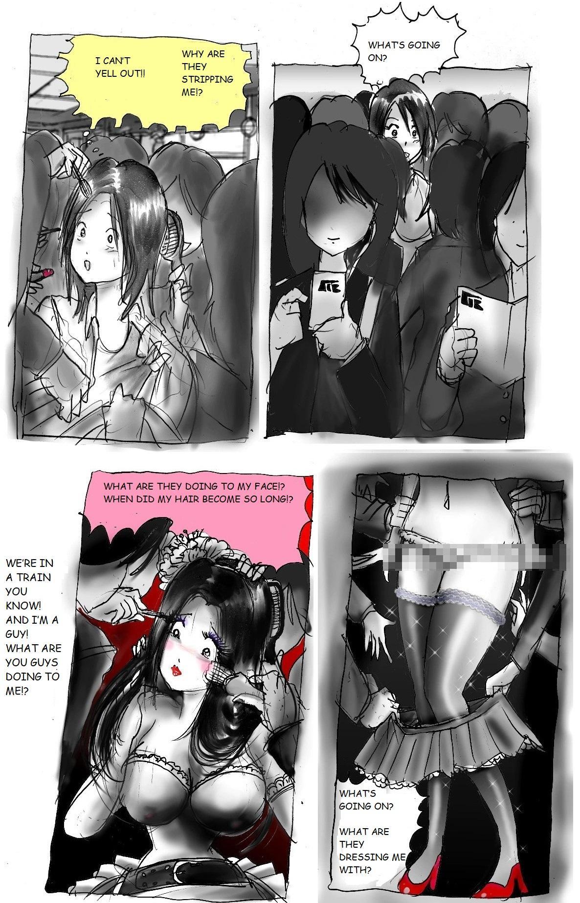 Milda7 Comic Shorts 2 54