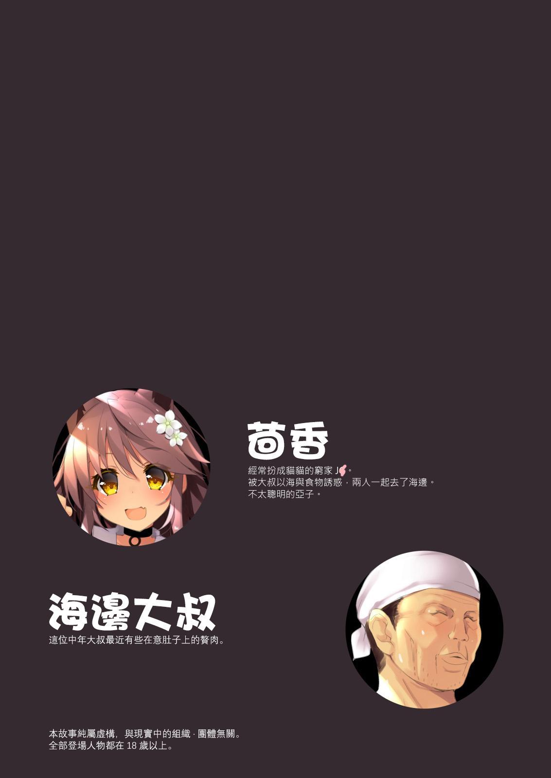 Neko Neko Note 6 Natsu no Umi de Tanetsuke Sex Suru Hon   Neko Neko Note 6 夏日海灘交配日記 2