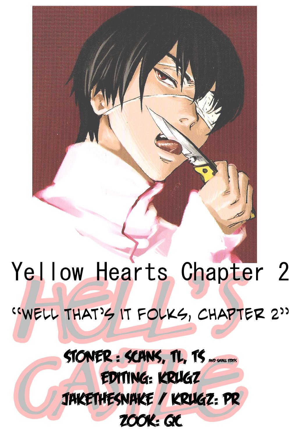 The Yellow Hearts 1 199
