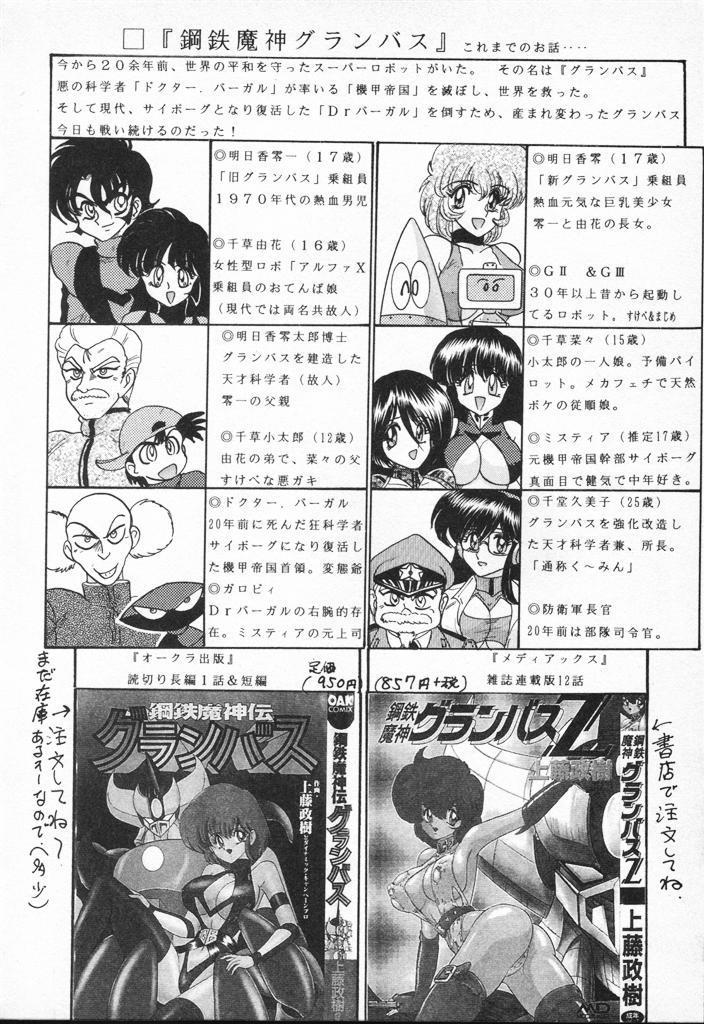 Seirei Tokusou Fairy Saber VS Granbass 125