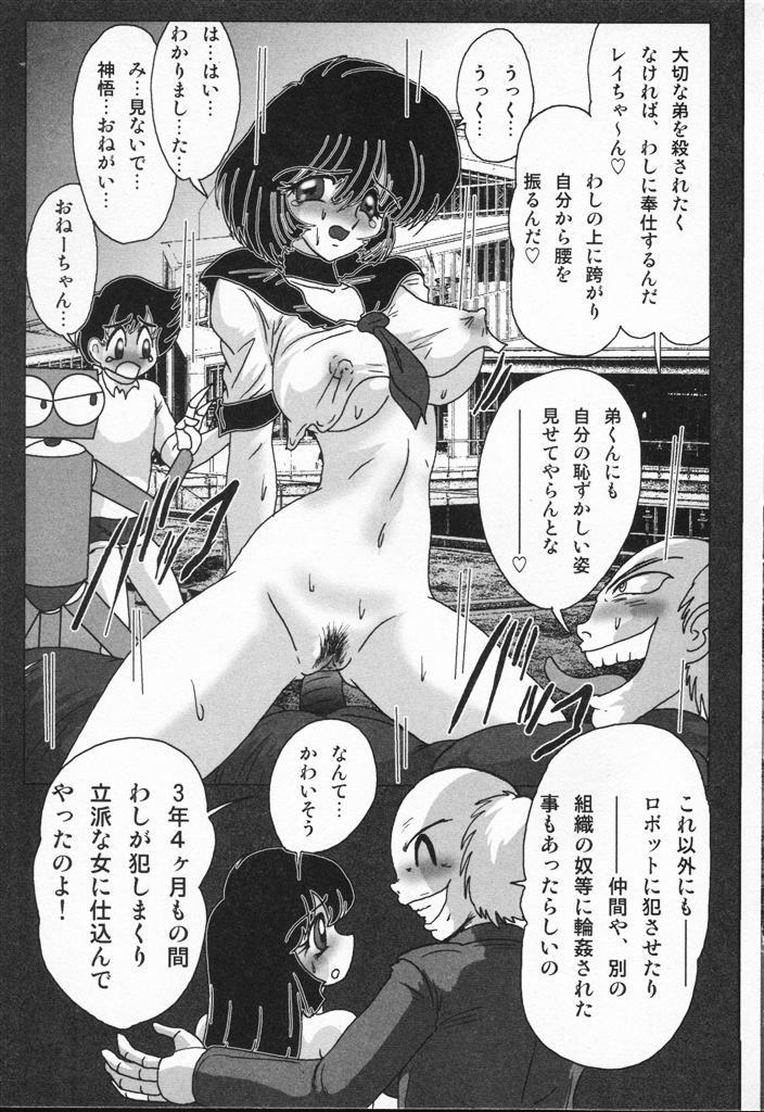 Seirei Tokusou Fairy Saber VS Granbass 186