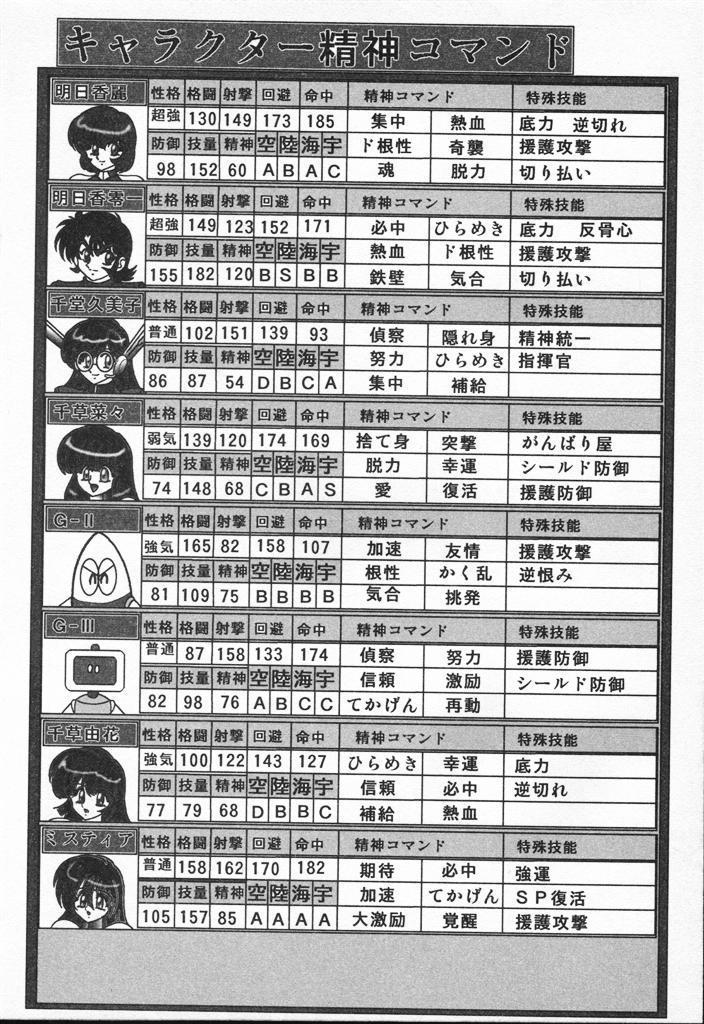 Seirei Tokusou Fairy Saber VS Granbass 207