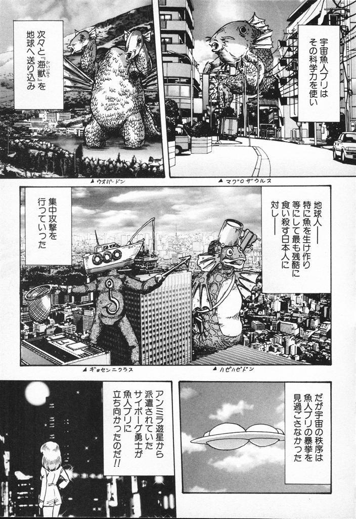 Seirei Tokusou Fairy Saber VS Granbass 242