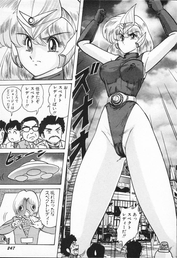 Seirei Tokusou Fairy Saber VS Granbass 246