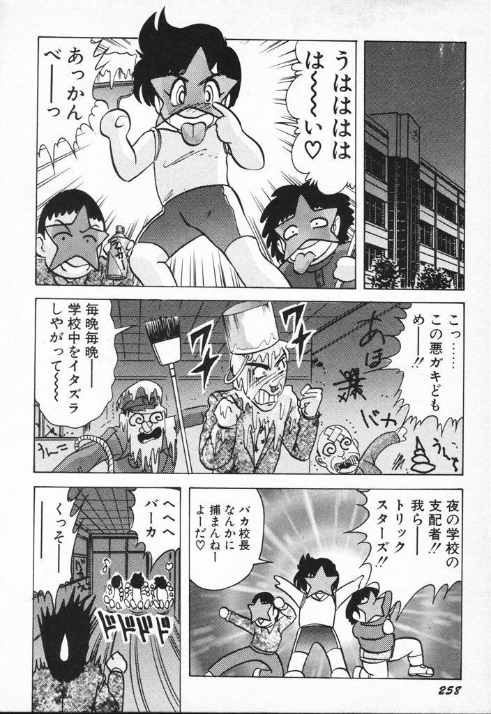 Seirei Tokusou Fairy Saber VS Granbass 257