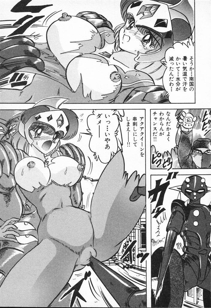 Seirei Tokusou Fairy Saber VS Granbass 288
