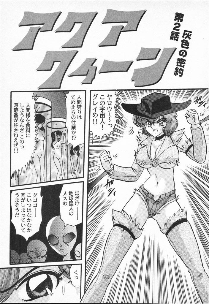 Seirei Tokusou Fairy Saber VS Granbass 296