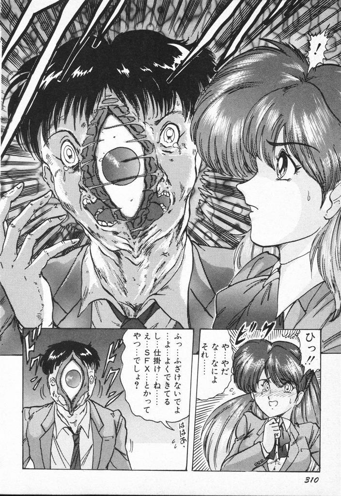 Seirei Tokusou Fairy Saber VS Granbass 309