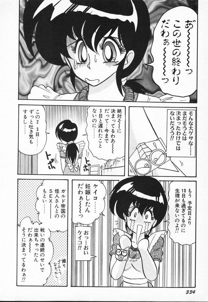 Seirei Tokusou Fairy Saber VS Granbass 333
