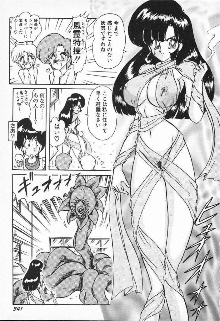 Seirei Tokusou Fairy Saber VS Granbass 340