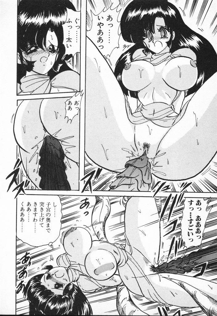 Seirei Tokusou Fairy Saber VS Granbass 343