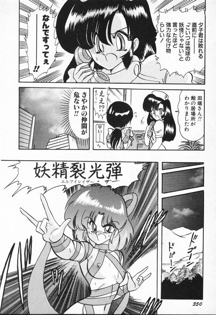 Seirei Tokusou Fairy Saber VS Granbass 349