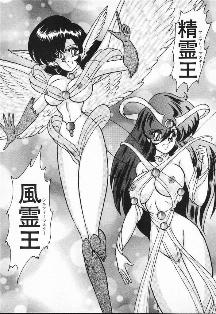 Seirei Tokusou Fairy Saber VS Granbass 384