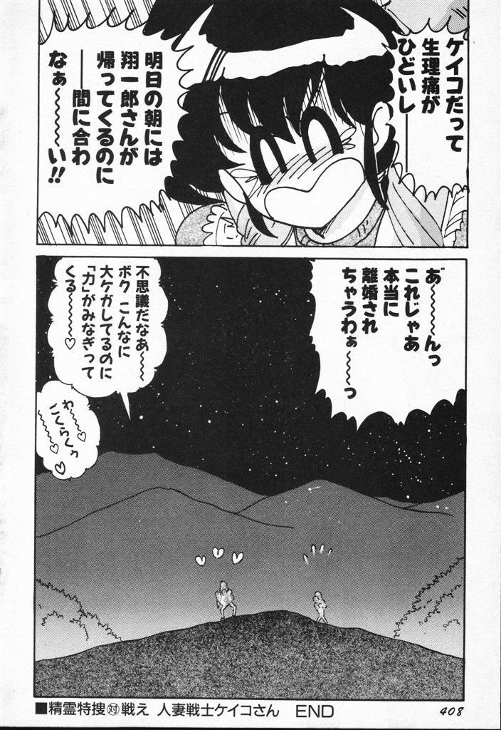 Seirei Tokusou Fairy Saber VS Granbass 407