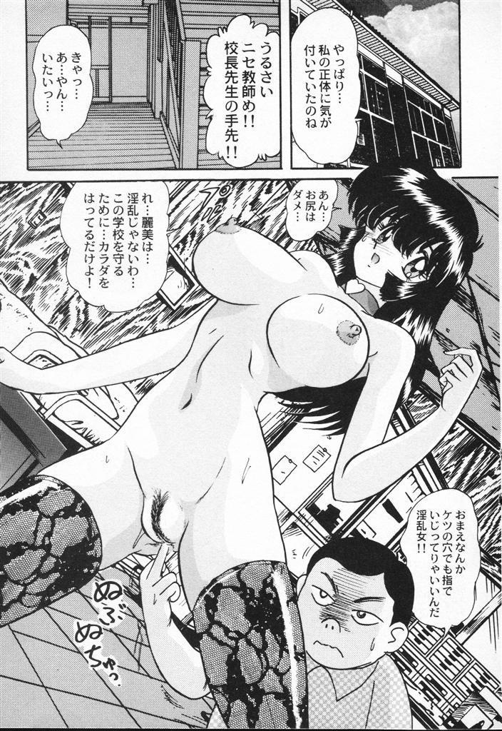 Seirei Tokusou Fairy Saber VS Granbass 48