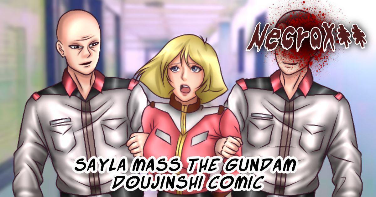Sayla Mass Hanging Necrophilia Comic 0