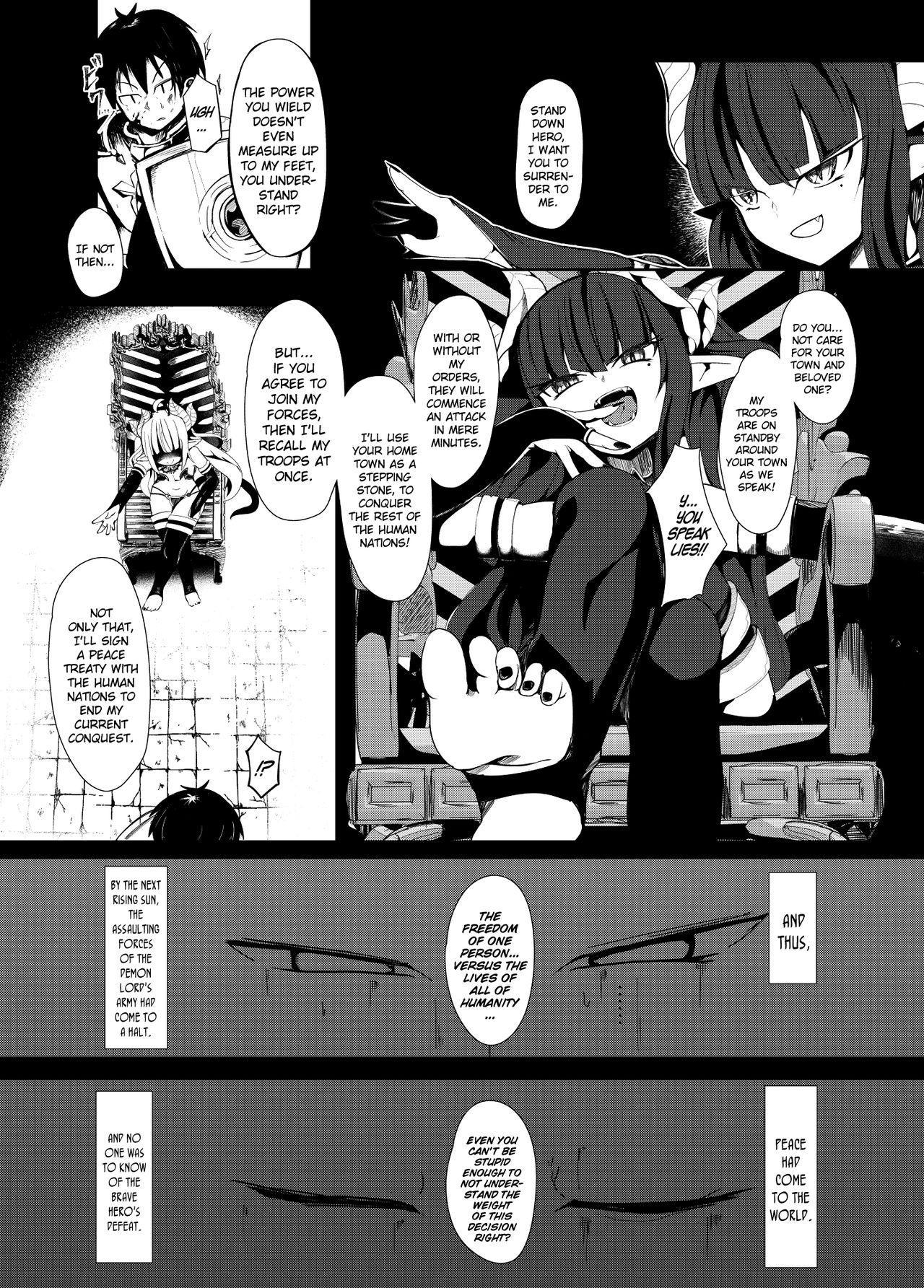Yuusha, Ai ni Otsu. | A Hero, Fallen By Love 4