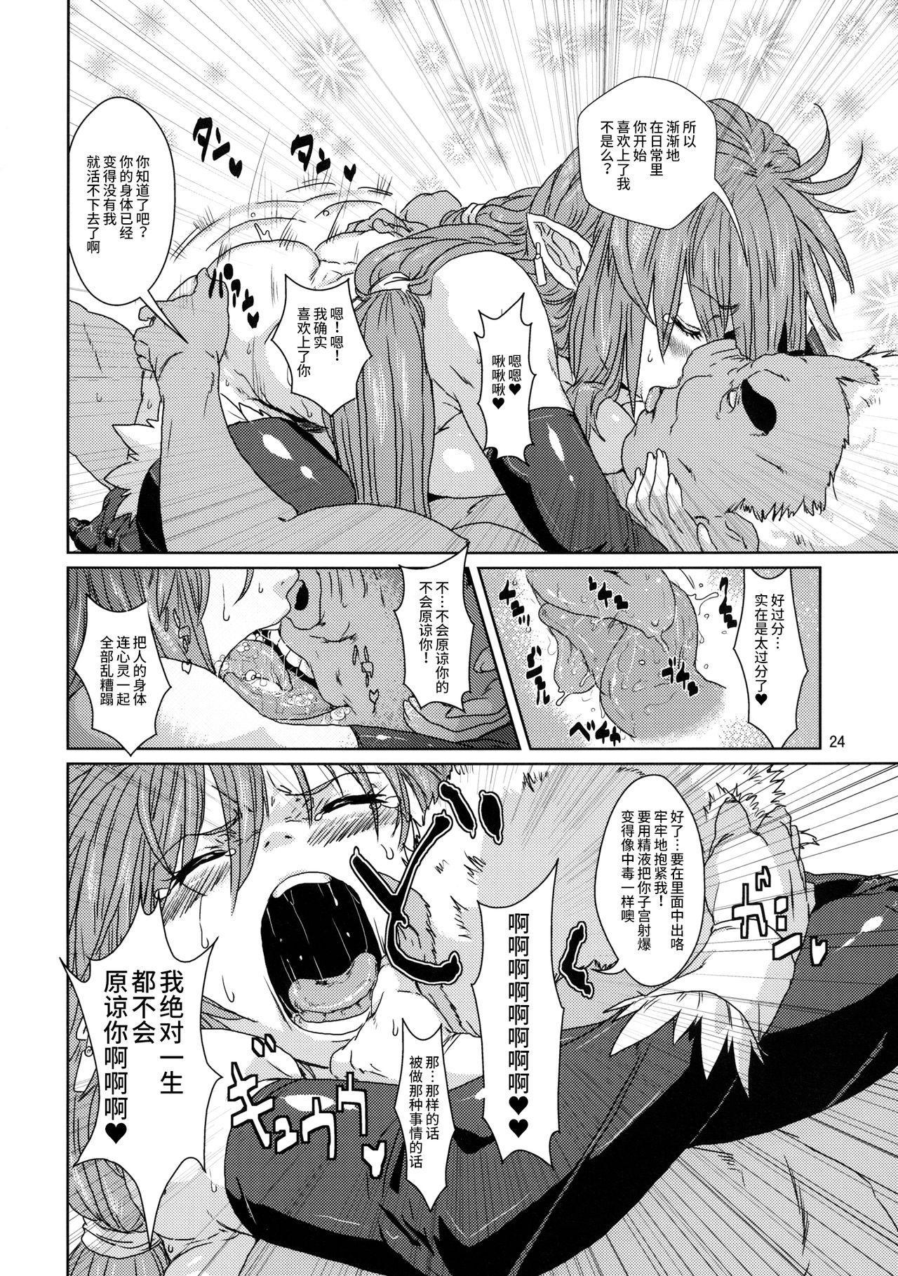 Kodomo Orc ni Kanzen Ochisaserarete Netorareru Mesu Elf 22