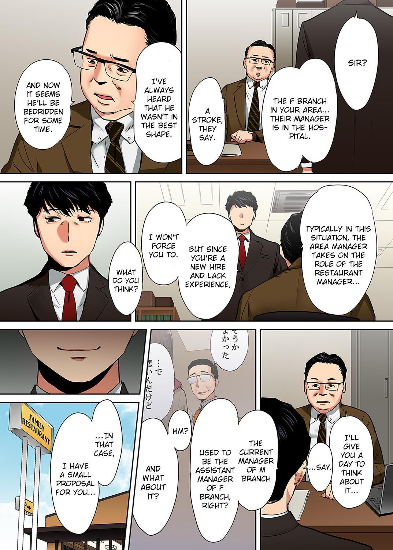 """Otto no Buka ni Ikasarechau..."" Aragaezu Kanjite Shimau Furinzuma | ""My Husband's Subordinate is Going to Make Me Cum..."" An Adulterous Wife Who Can't Resist the Pleasure Chapter 1-6 133"