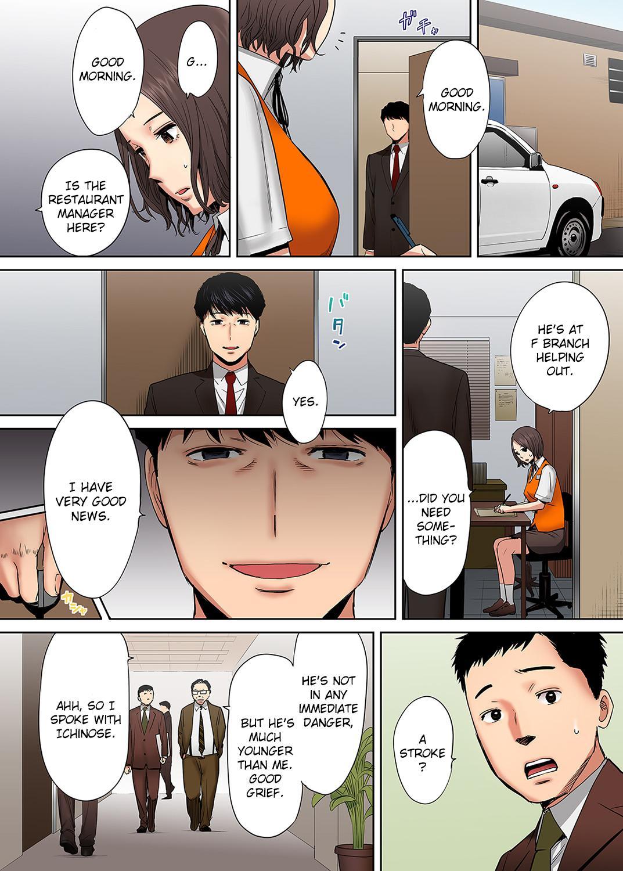 """Otto no Buka ni Ikasarechau..."" Aragaezu Kanjite Shimau Furinzuma | ""My Husband's Subordinate is Going to Make Me Cum..."" An Adulterous Wife Who Can't Resist the Pleasure Chapter 1-6 134"