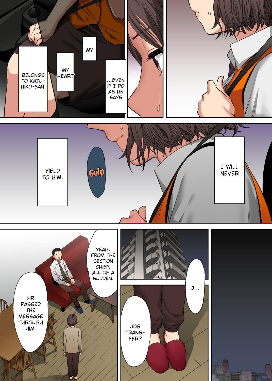 """Otto no Buka ni Ikasarechau..."" Aragaezu Kanjite Shimau Furinzuma | ""My Husband's Subordinate is Going to Make Me Cum..."" An Adulterous Wife Who Can't Resist the Pleasure Chapter 1-6 157"