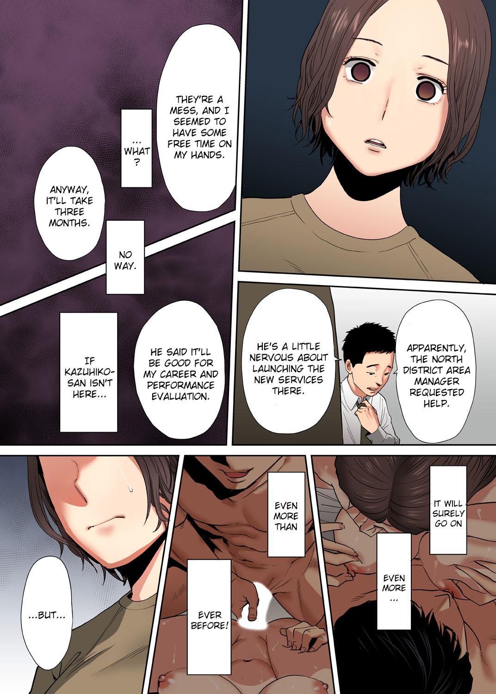 """Otto no Buka ni Ikasarechau..."" Aragaezu Kanjite Shimau Furinzuma | ""My Husband's Subordinate is Going to Make Me Cum..."" An Adulterous Wife Who Can't Resist the Pleasure Chapter 1-6 158"