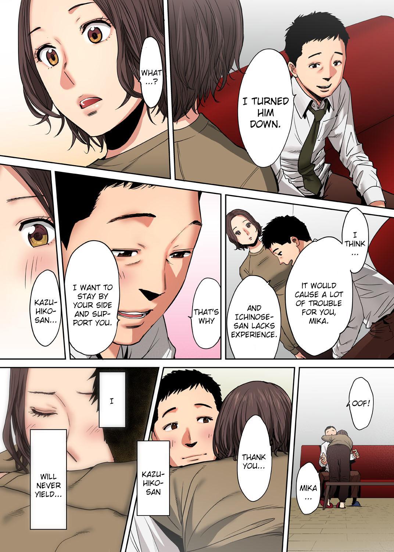 """Otto no Buka ni Ikasarechau..."" Aragaezu Kanjite Shimau Furinzuma | ""My Husband's Subordinate is Going to Make Me Cum..."" An Adulterous Wife Who Can't Resist the Pleasure Chapter 1-6 159"