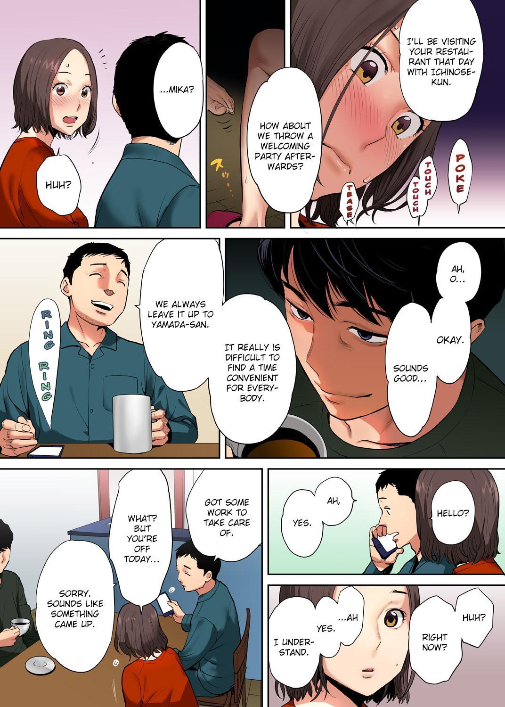 """Otto no Buka ni Ikasarechau..."" Aragaezu Kanjite Shimau Furinzuma | ""My Husband's Subordinate is Going to Make Me Cum..."" An Adulterous Wife Who Can't Resist the Pleasure Chapter 1-6 20"